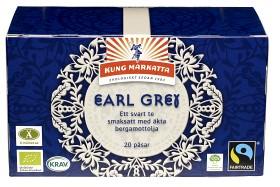 Bild på Kung Markatta Te Earl Grey 20 p