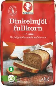 Bild på Kungsörnen Dinkelmjöl Fullkorn 1 kg