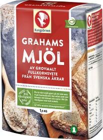 Bild på Kungsörnen Grahamsmjöl 1.5 kg