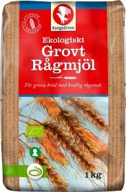 Bild på Kungsörnen Grovt Rågmjöl 1 kg