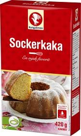 Bild på Kungsörnen Kakmix Sockerkaka 420 g