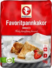Bild på Kungsörnen Pannkaksmix Favoritpannkakor 1 kg