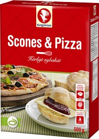 Bild på Kungsörnen Scones & Pizza Mix 500 g