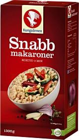 Bild på Kungsörnen Snabbmakaroner 1.3 kg