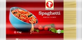 Bild på Kungsörnen Spaghetti 2000 g