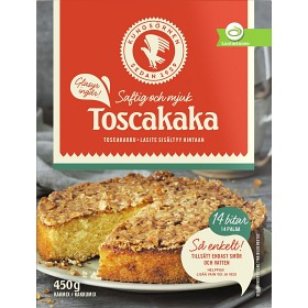 Bild på Kungsörnen Kakmix Toscatårta 450 g