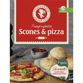 Bild på Kungsörnen Scones & Pizza Mix 500g