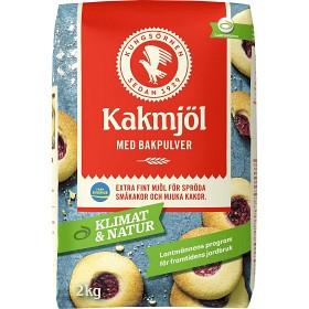 Bild på Kungsörnen Kakmjöl med Bakpulver 2 kg