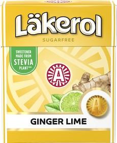 Bild på Läkerol Ginger Lime 25 g