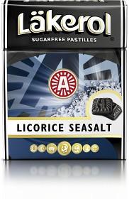 Bild på Läkerol Licorice Seasalt 75 g