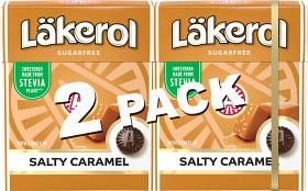 Bild på Läkerol Salty Caramel 2 x 25 g