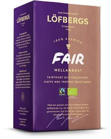 Bild på Löfbergs Kaffe FAIR Mellanrost 450 g