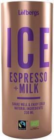 Bild på Löfbergs ICE Espresso + Milk 230 ml