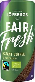 Bild på Löfbergs Snabbkaffe FAIR Fresh Instant 100 g