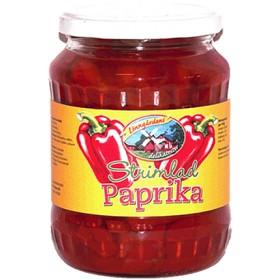Bild på Lönngårdens Strimlad Paprika 640 g