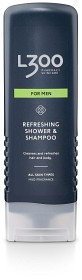 Bild på L300 for Men Shower & Shampoo 250 ml