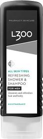Bild på L300 For Men Shower & Shampoo 250 ml