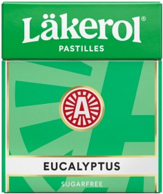 Bild på Läkerol Eucalyptus 25 g