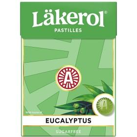 Bild på Läkerol Eucalyptus Big Pack 75 g