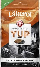Bild på Läkerol Yup Mix Salty Caramel & Salmiak