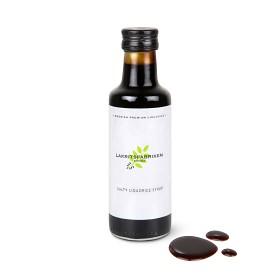 Bild på Lakritsfabriken Salty Liquorice Syrup 100 ml