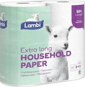 Bild på Lambi Hushållspapper Extra Long 2 p