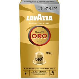 Bild på Lavazza Qualità Oro Kaffekapslar 10st