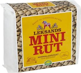 Bild på Leksands Knäckebröd Mini-Rut Normalgräddad 200 g
