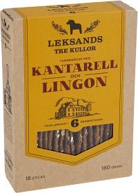 Bild på Leksands Knäckebröd Kantarell & Lingon 180 g