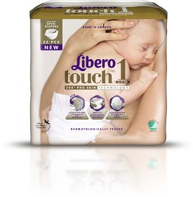 Bild på Libero Touch 1 (2-5 kg) 22 st