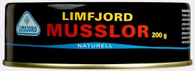 Bild på Limfjord Musslor Naturell 200 g