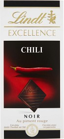 Bild på Lindt Excellence Chili 100 g