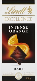 Bild på Lindt Excellence Intense Orange 100 g