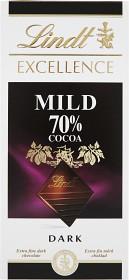 Bild på Lindt Excellence Mild 70% 100 g