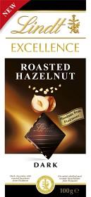 Bild på Lindt Excellence Roasted Hazelnut 100 g