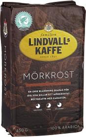 Bild på Lindvalls Kaffe Mörkrost 450 g