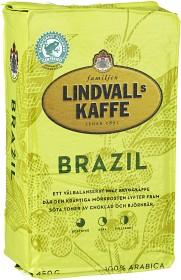 Bild på Lindvalls Kaffe Brazil 450 g