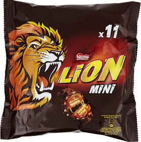 Bild på Nestlé Lion Mini 198 g