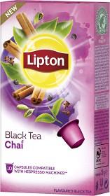 Bild på Lipton Black Chai Tekapslar 10 p