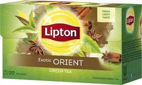 Bild på Lipton Green Tea Exotic Orient 20 tepåsar