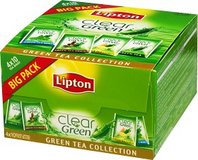 Bild på Lipton Grönt Te Collection 40 p