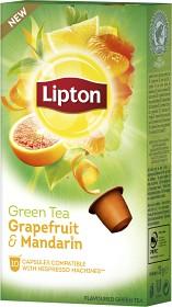 Bild på Lipton Grönt Te Grapefruit & Mandarin Tekapslar 10 p