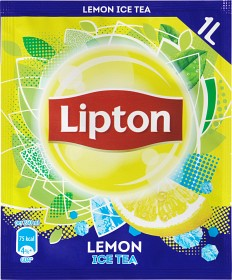 Bild på Lipton Ice Tea Lemon Powder 80 g/1 L