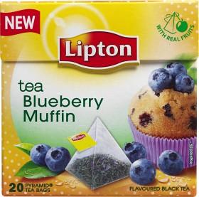 Bild på Lipton Te Blueberry Muffin 20 p