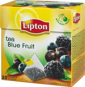 Bild på Lipton Te Blue Fruit Pyramid 20 p