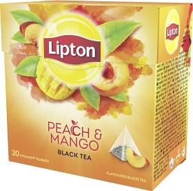 Bild på Lipton Te Peach Mango Pyramid 20 p