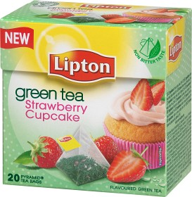 Bild på Lipton Te Strawberry Cupcake Pyramid 20 p