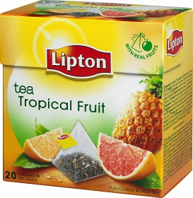 Bild på Lipton Te Tropical Fruit Pyramid 20 p