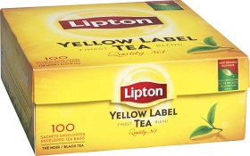 Bild på Lipton Te Yellow Label 100 p