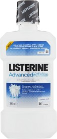 Bild på Listerine Advanced White 500 ml